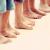 Kids Feet examined by Geelong Podiatrist Luke Bertram